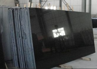 Absolute Black Granite Shanxi Black Granite pure black granitowe płyty do płytek ściennych