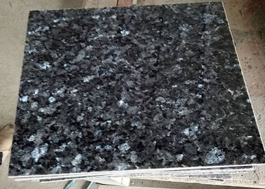 Natural Azul Blue Pearl Royal Polished Norway Blue 12X12 Granitowe płyty kamienne