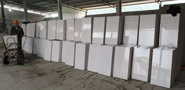 Crystal White Marble Tile And Slab For Wall Covering And Flooring Pavment